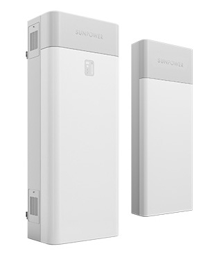 SunPower Sun Vault Home Battery